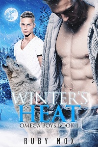 Winter's Heat (Omega Boys Book 1)
