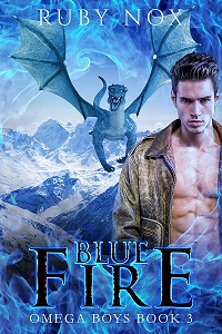 Blue Fire: Omega Boys Book 3